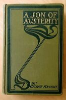 A Son of Austerity by George Knight 1901 HC Harrison Fisher Frontispiece