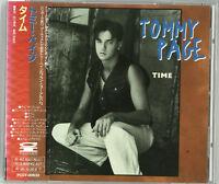 TOMMY PAGE Time PCCY-00632 CD JAPAN 1994 OBI s5469