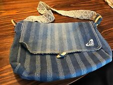Gently And Hardly Used denim Roxie Brand Tote Bag In Fantastic Condition.