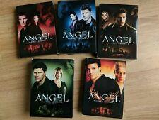 Angel DVD: Seasons 1 2 3 4 5 Complete Series