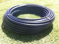POLY PIPE - Low Density Irrigation Sprinkler Pipe 19mm x 25mt - Pick Up Only