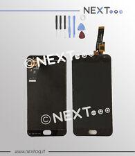 Schermo Display Touch screen MEIZU M2 MINI nero + kit riparazione