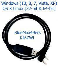 USB Programming Cable Kenwood TK-2312 TK-3312 KPG-22p