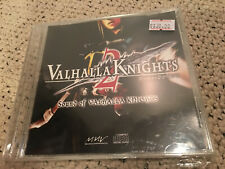 VALHALLA KNIGHTS 2 SONY PSP OST CD SOUNDTRACK ANIME GAME SCORE MUSIC AUTHENTIC