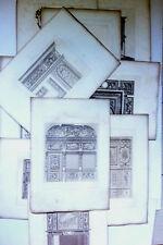 Lot 9 Heliogravure decoration style Louis XIV Motif MEUBLE ADAMS XIXème Siècle.