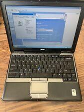 Dell Latitude D420 Laptop-1.2GHz Intel 1 GB RAM- Win XP PRO OFFICE 60GB HD CORD