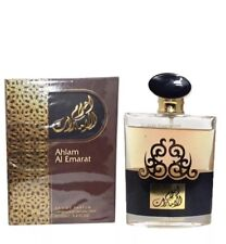 Ahlam al Emarat by Ard Al Zaafaran Fresh Floral White Musky Perfume Spray 100ml
