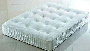 25000 luxury kashmira pocket sprung mattress medium firm, firm & extra firm