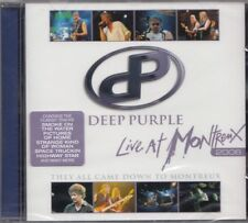 DEEP PURPLE Live at Montreux 2006 | CD Neuware | sealed | They all came down to