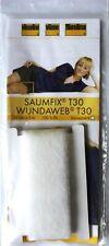 (0,67 €/ 1m) Quality Hem Fix Wundaweb to Iron 5 M x 30 mm Wide Vlieseline F