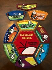 2013 Jamboree DIARY OF A WIMPY KID 10-Pc Set w/OA Old Colony Council JSP 2017 NJ