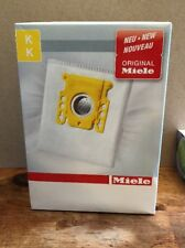 Miele KK IntensiveClean Plus FilterBags Vacuum Cleaner Bags Household Supplies