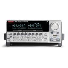 Keithley 2612b Us Us Gov Ed 2 Ch System Sourcemeter Smu 200v10a