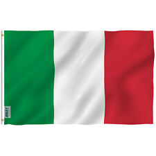 ANLEY Italian Flag Italy Banner Polyester 3x5 Foot Country Flags