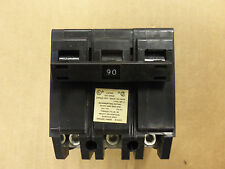 NEW Crouse Hinds Murray MP MP-A MP390 90 AMP 3 POLE CIRCUIT BREAKER