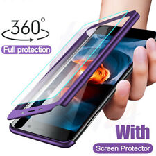 Hybrid 360° Case Tempered Glass Cover For iPhone 12 11 Pro Max Mini XS XR X 7 8