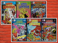 DC Lords of the Ultra Realms #1 2 3 4 5 6 Full Set Run ALL NM Beautiful Set!