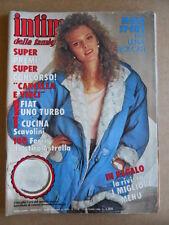 INTIMITA' n°2118 1986 Lena Biolcati  [D10]