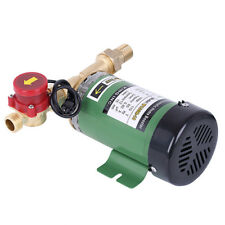 New 110V Automatic Booster Pump 120W Domestic Boost Pressure Water Pump
