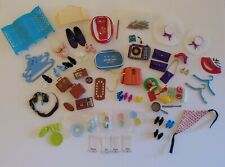 Vintage Barbie & Other Huge Lot of Clothing, Other, Kitchen Accessories & Shoes