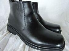 Skechers KINO-RENSEN Men's Formal Dress Boot Shoes BLACK 64158BLK size 8.5