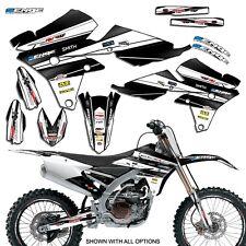 2003 2004 WR 250 450 GRAPHICS KIT YAMAHA WR250F WR450F DECO WR250 WR450