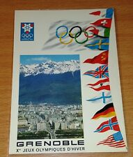CPM / 38 / GRENOBLE / JEUX OLYMPIQUE HIVER 1968