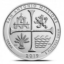 "2019 ATB 5 oz Texas San Antonio Missions Nat'l Park - With ""NEW"" Air-Tite Holder"