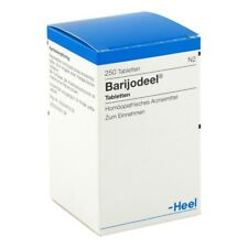 HEEL Barijodeel 250 Tablets Homeopathic Remedies