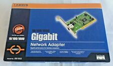 Linksys Gigabit Network Adapter PCI Card - EG1032