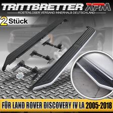 Aluminium Trittbretter Schweller für Land Rover Discovery IV LA 2005-2018