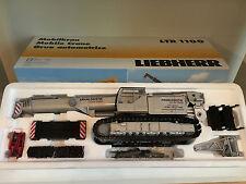 """Liebherr LTR 1100 Mobilkran """"Kranlogistik Lausitz"""" von Conrad 2738/5 1:50 OVP"""