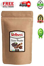 32 oz Natural Cocoa Powder Unsweetened Premium Cacao Beans Dark Chocolate Powder