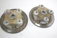 2014 Arctic Cat 400 4x4 Front Left and Right Wheel Hub with Rotor