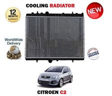 FOR CITROEN C2 1.4 1.6 HDI 2005 > NEW COOLING RADIATOR UNIT
