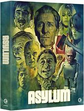 Asylum - Limited Edition Blu-ray