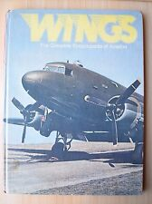 Vintage Book WINGS The Complete Encyclopedia of Aviation Volume 2 Columbia House