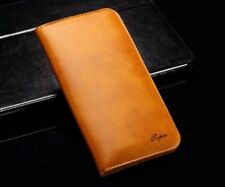 4.5-5.5 inch Universal Flip PU Leather Case Wallet Cover for iPhone X 6 7 8 Plus