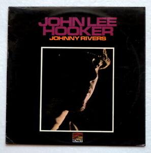 ROCK, BLUES, FUNK/SOUL  // JOHNNY RIVERS john lee hooker (1963)  33T- LP  (UK)