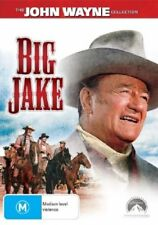 Big Jake DVD John Wayne New and Sealed Australia All Regions