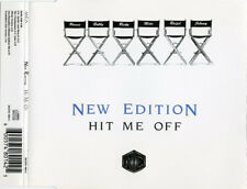 New Edition - Hit Me Off - CD Single