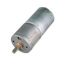 High Torque  Electric Geared 12v DC Motor 500RPM  for Engine DIY Toys