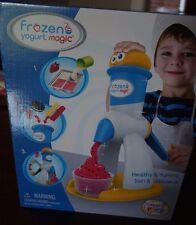 Frozen Yogurt Magic Maker - Healthy & Yummy Fast & Easy NEW