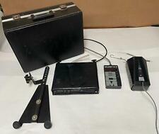 Mph K55 Doppler Radar With Accessories Amp Case D75 W
