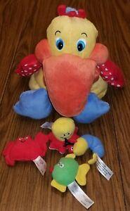 Melissa Doug K's Kids Hungry Pelican Stuffed Animal Plush Toy