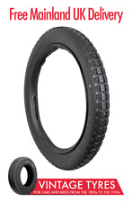 Ensign 26x2 Beaded Edge Motorcycle Tyre and Tube 26 x 2
