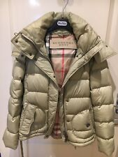 BURBERRY femmes DOWN JACKET beige S