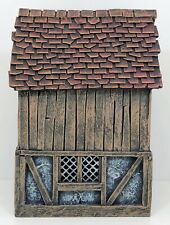 Conflix Em 6803 House with Hay Loft Home with Heuboden Diorama Model (V-401