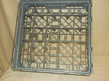 "Cambro Commercial Dishwasher Tray Rack 19-3/4"" x 19-3/4"""