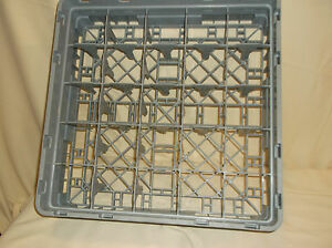 """Cambro Commercial Dishwasher Tray Rack 19-3/4"""" x 19-3/4"""""""
